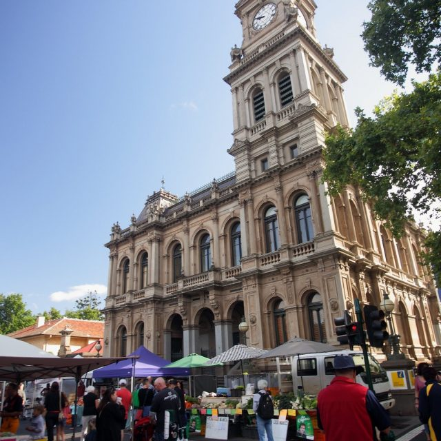 Bendigo Community Farmers Market