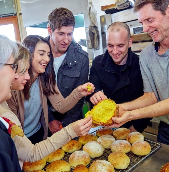 Food Fossickers Tour