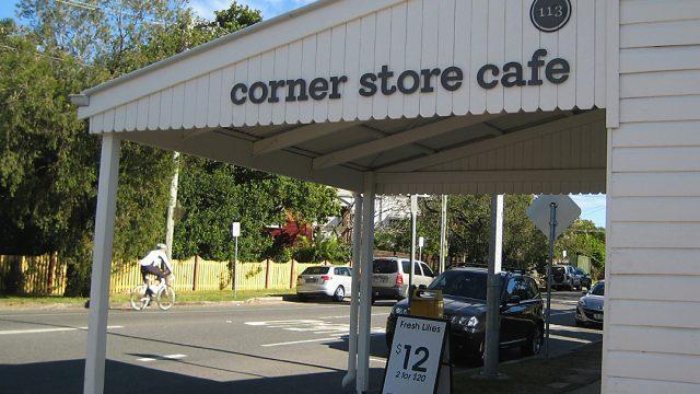 Bendigo Corner Store Café